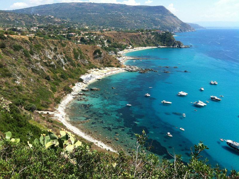 La creazione della Calabria