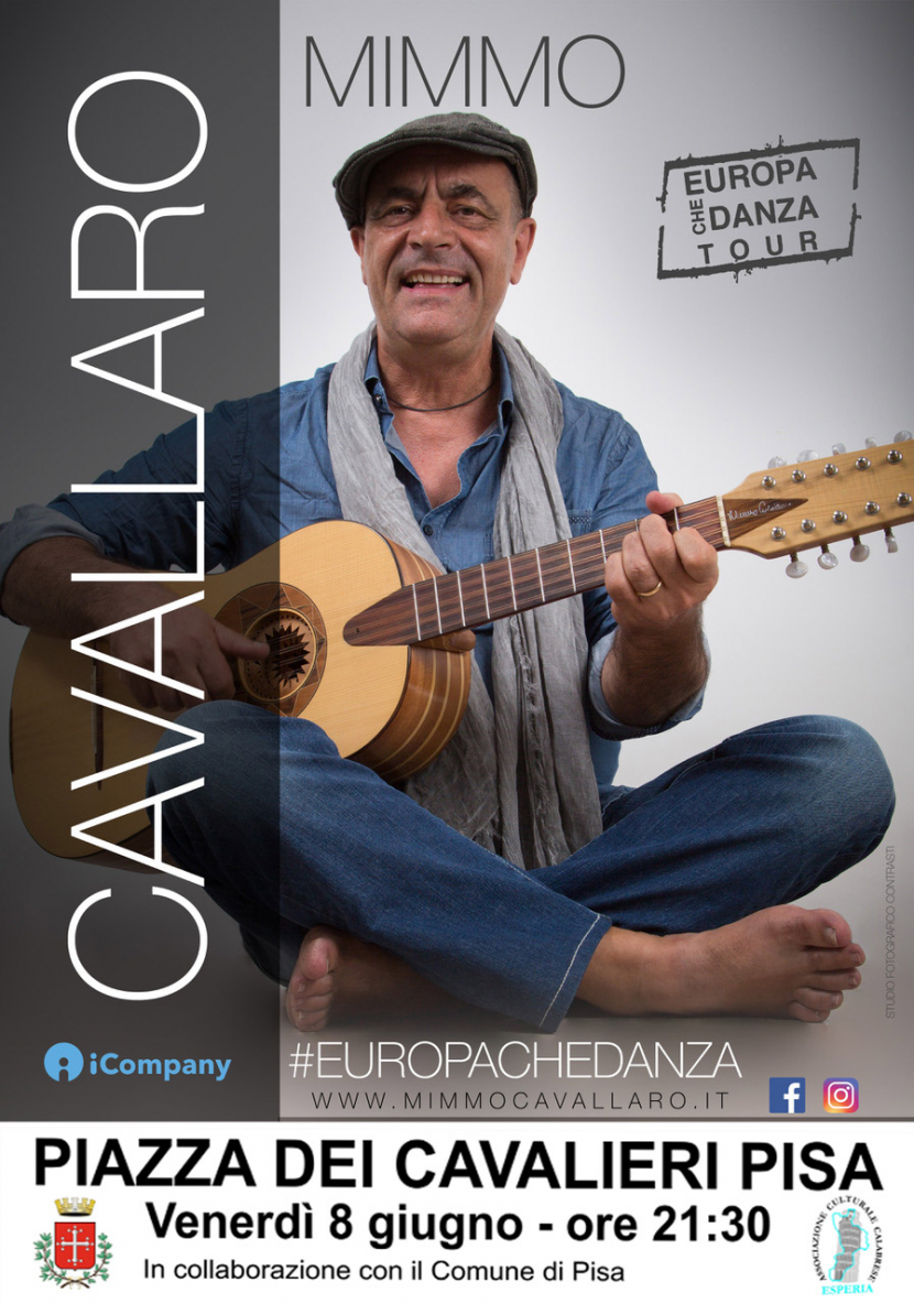 Mimmo Cavallaro: interprete folk