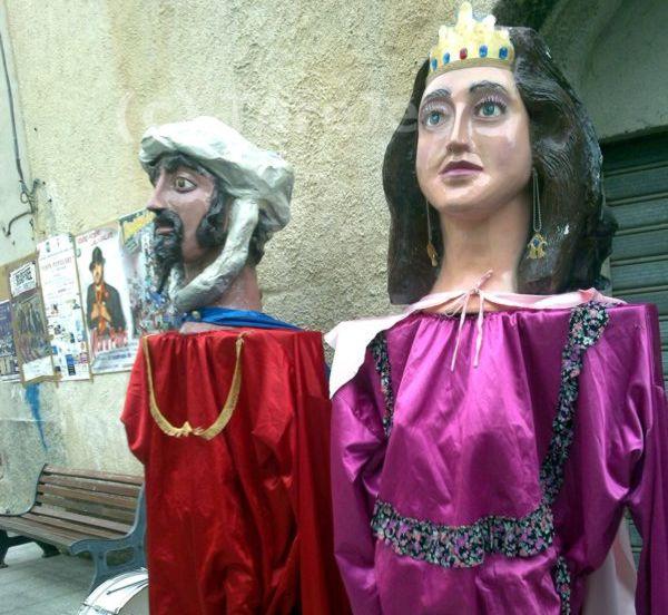 Esperia e il folklore: SABATO 22 SETTEMBRE ORE 21:30-23:00 LOGGE DI BANCHI