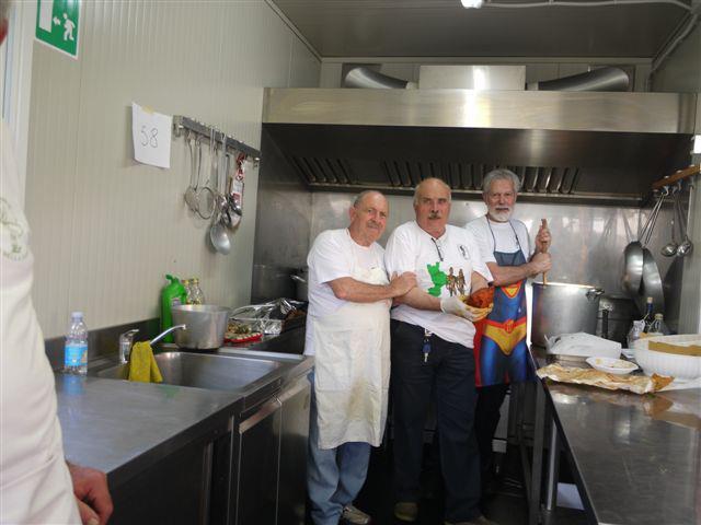 Calabria e Sardegna: un'altra cena conferma il sodalizio