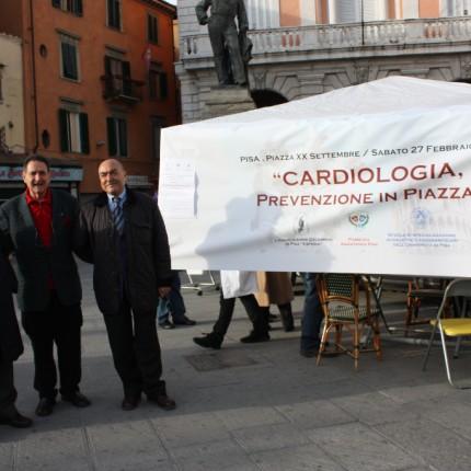 Cardiologia: Prevenzione in Piazza
