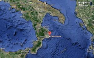 CapoColonna-Mappa
