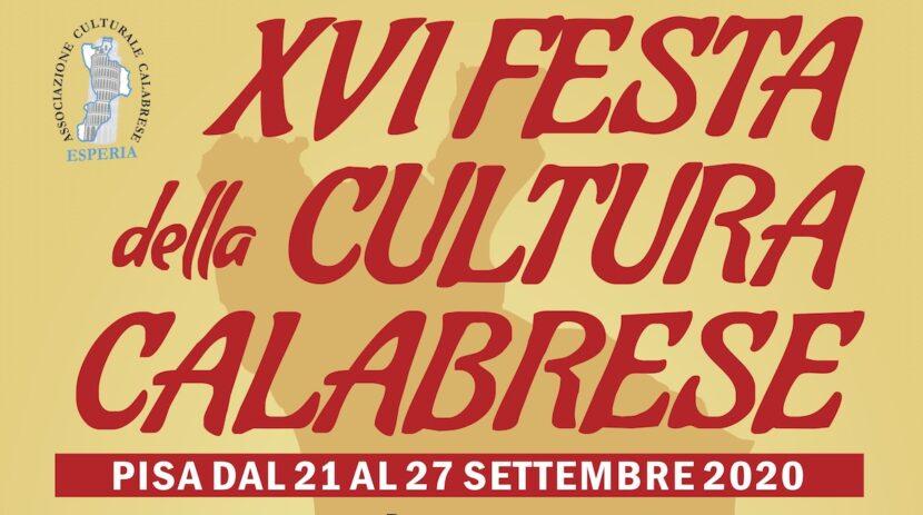 XVI Festa dalla Cultura Calabrese