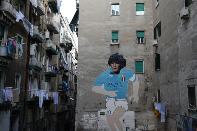 Anche il calcio è cultura ciao Diego!